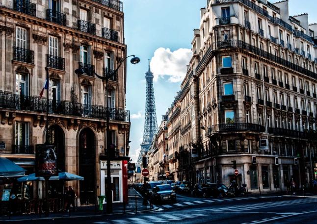 Parigi a piedi tra l 39 8 e il 18 arrondissements for Parigi non turistica