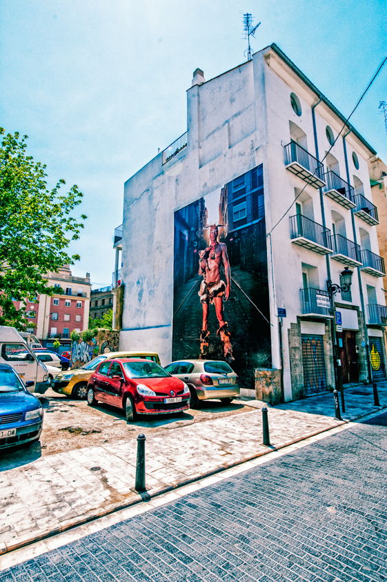 valencia segreta street art
