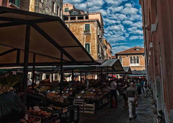 venezia mercato rialto