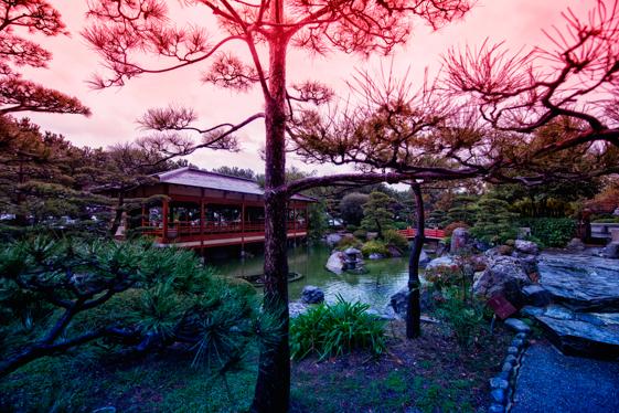 Il Giardino Giapponese di Montecarlo