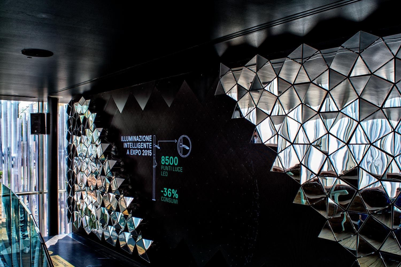 Expo 2015 Stand Enel : Tra i gioielli di expo anche il padiglione enel