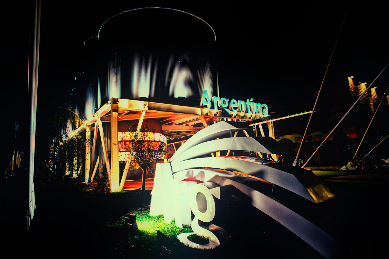 expo 2015-studiogabriotomelleri-Expo by night