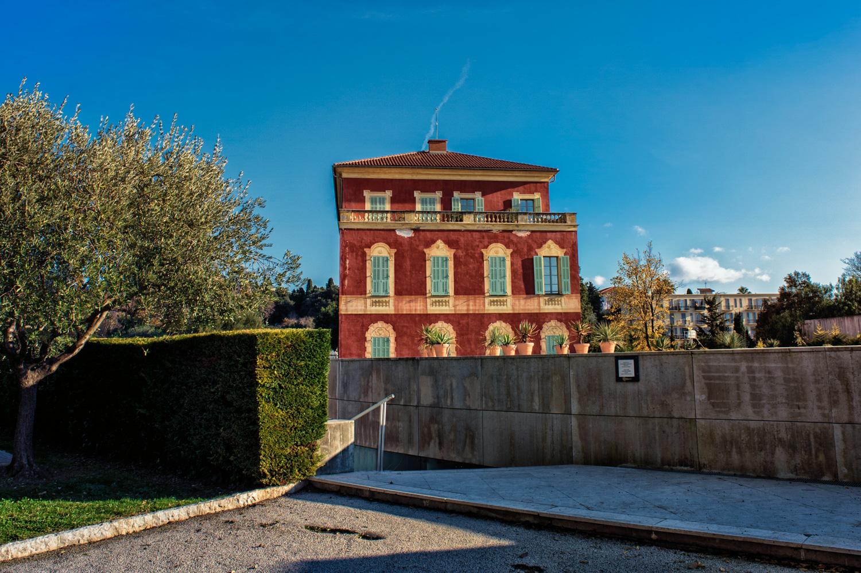 museo Matisse-studiogabriotomelleri