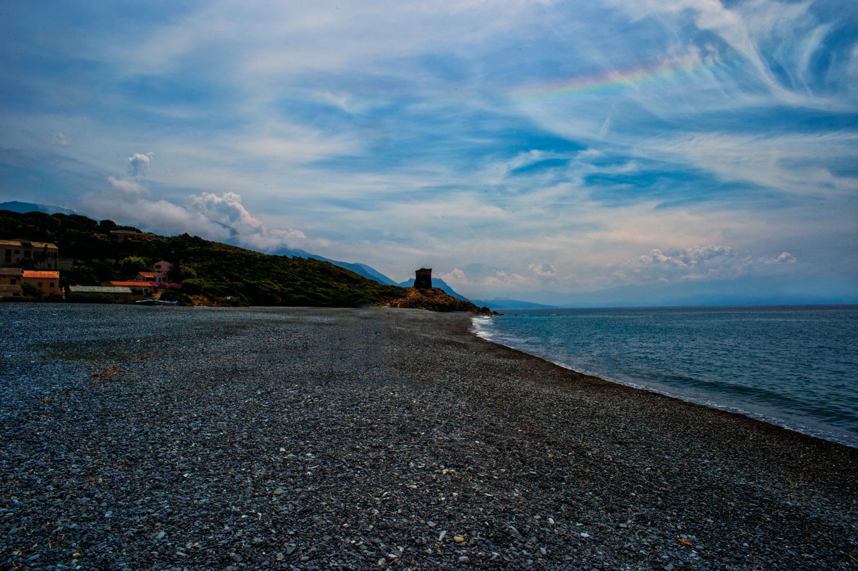 spiaggianera -studiogabriotomelleri-le più belle spiagge della corsica