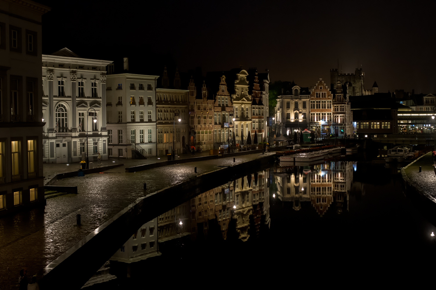 Gent by night: una galleria fotografica.