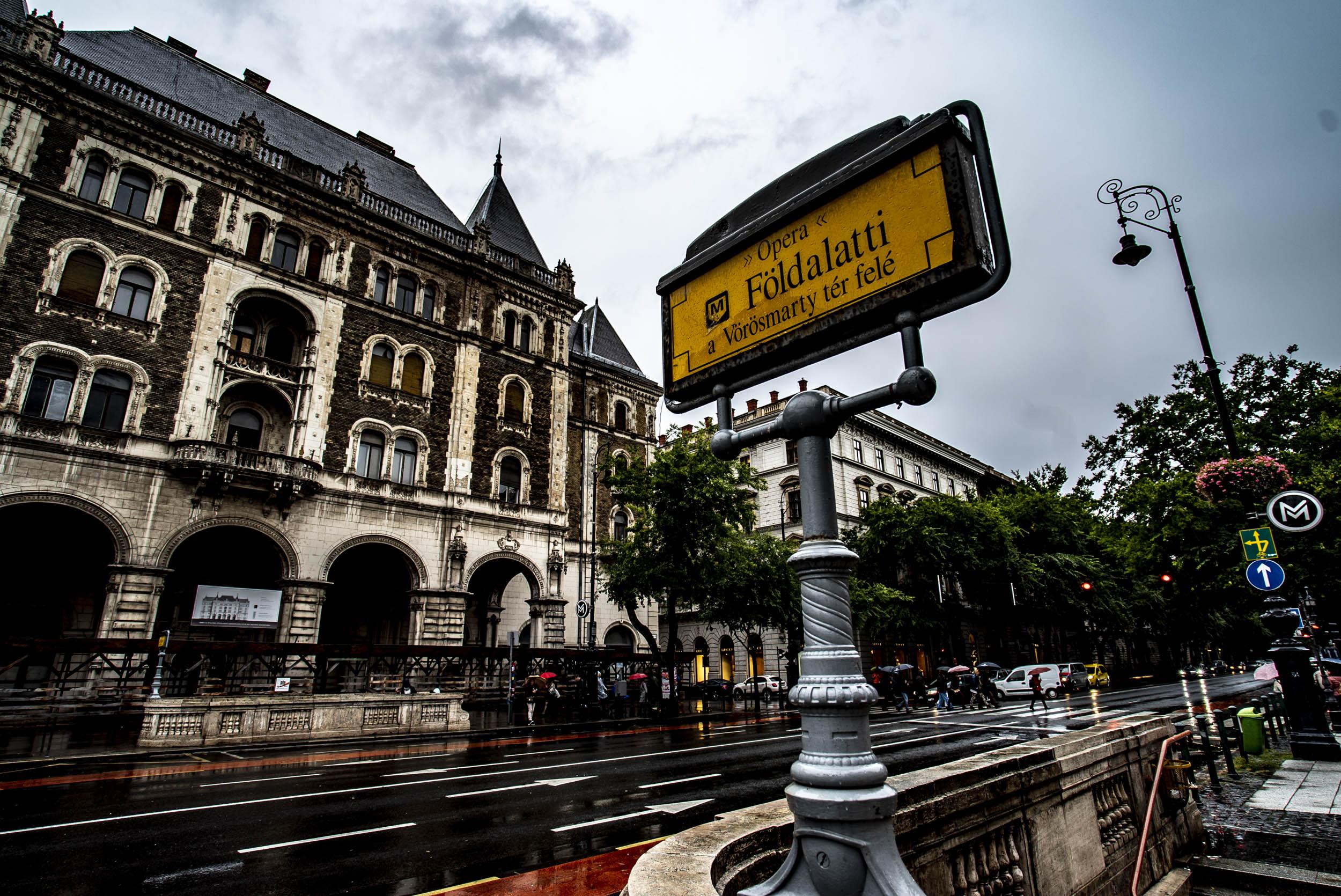 f4t (1 di 4) viaggio a budapest