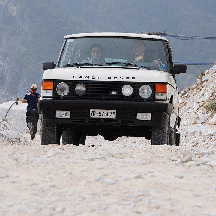 vacanza range rover