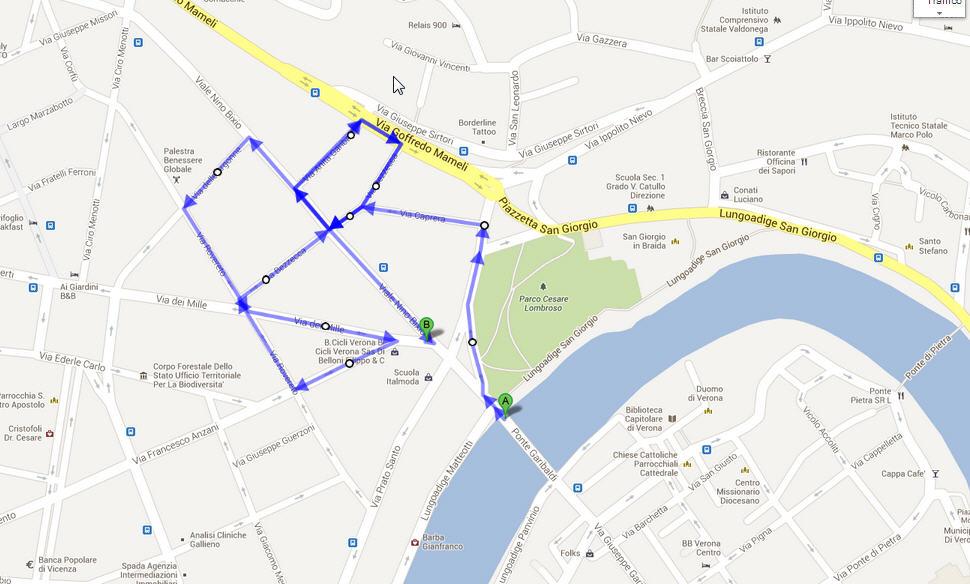 Borgo trento scoprire l 39 art nouveau a verona for Subito it trento arredamento