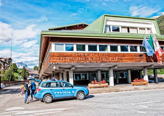 Centro Addestramento Alpino Polizia di Stato