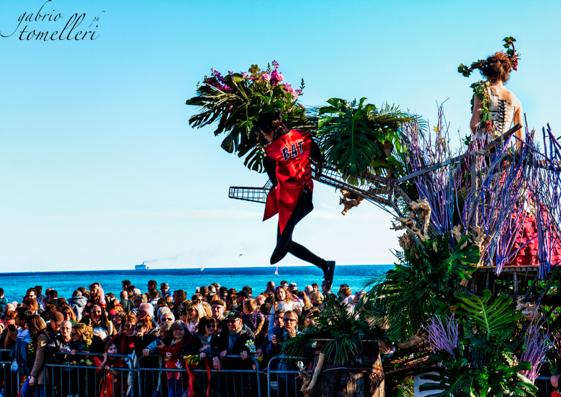 Bataille de Fleurs  carnaval de nice-10