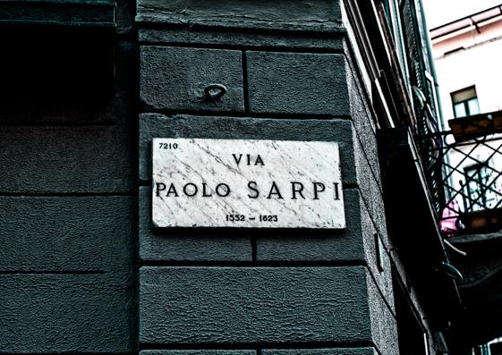 PAOLO SARPI (1 di 16)