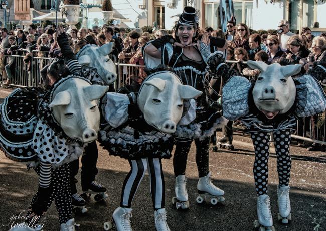 Battaglia dei Fiori di nizza carnaval de nice-2