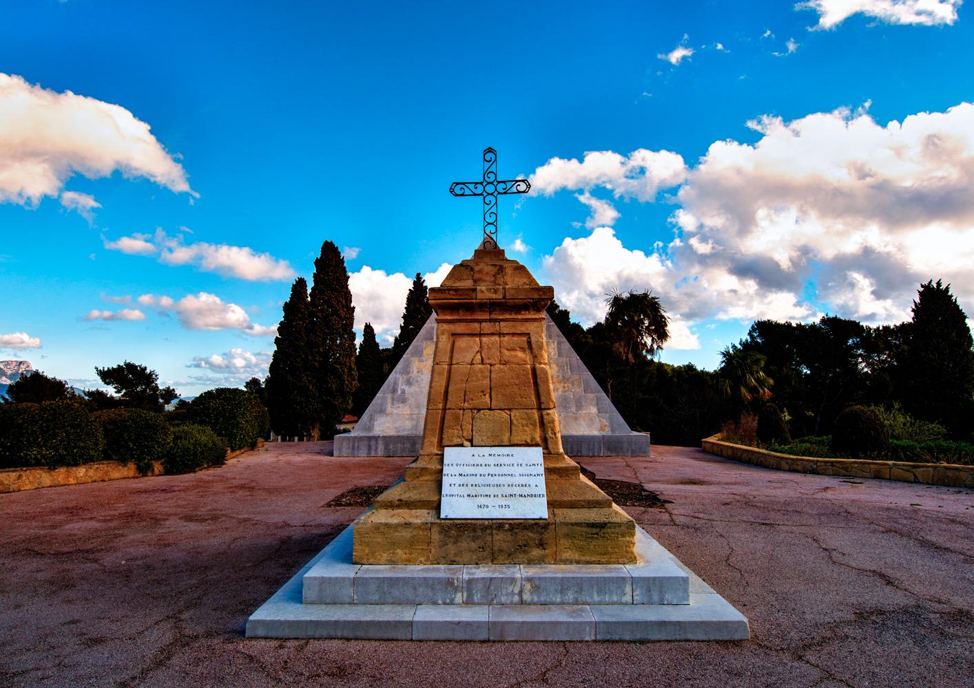 cimitero di guerra-4  Saint Mandrier sur Mer