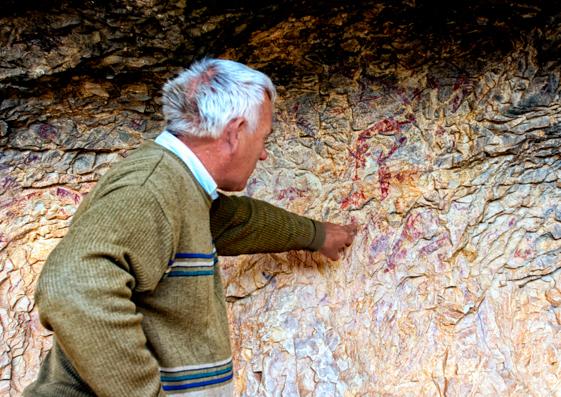 graffiti cova remigia