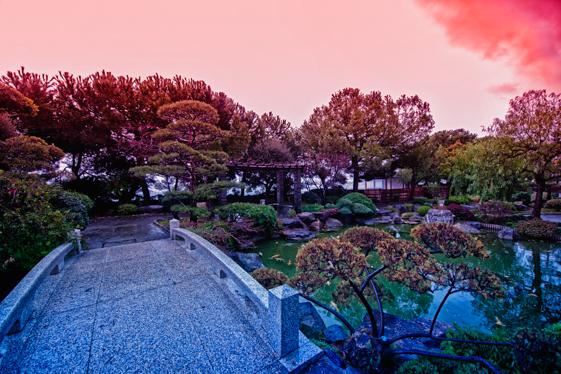 giardino giapponese di montecarlo