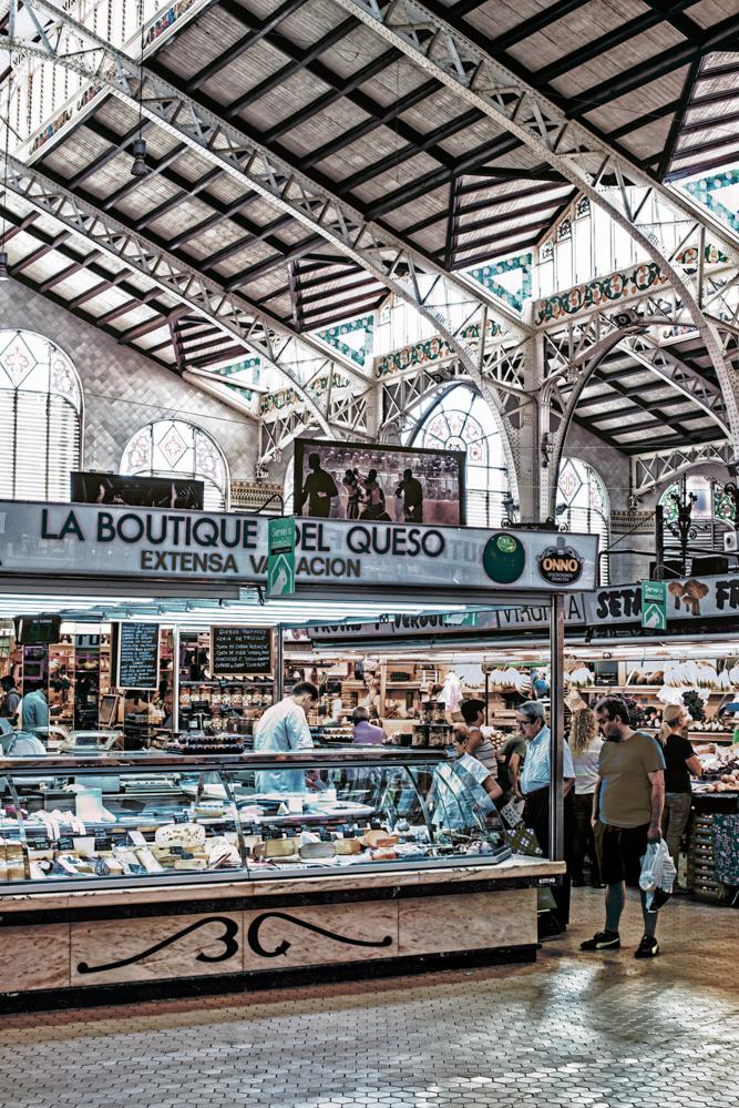 mercato centrale di valencia