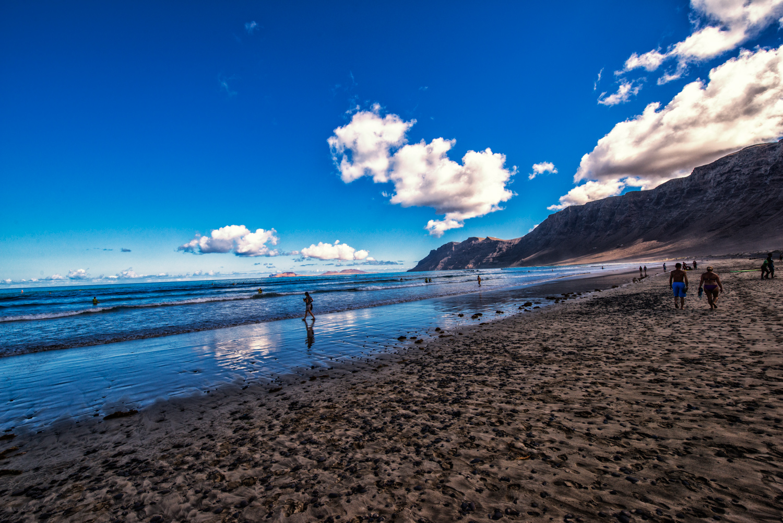 canarie surf-studiogabriotomelleri-Playa de Famara