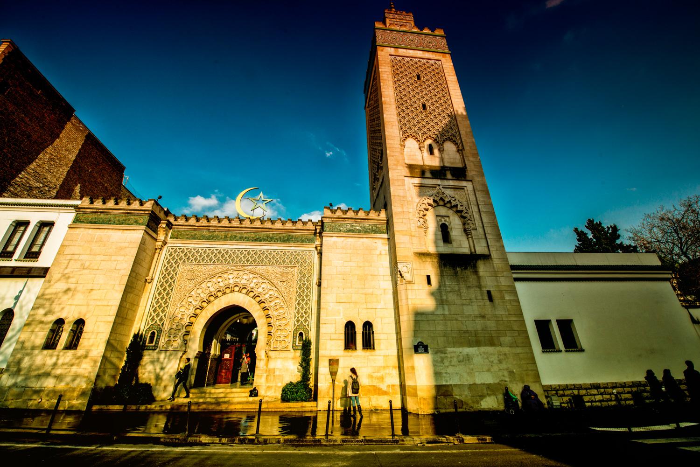 parigi moschea-studiotomelleri-moschea di parigi
