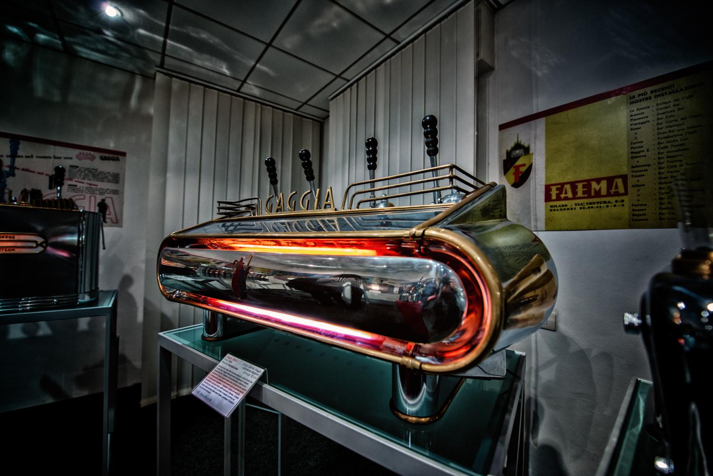 museo delle macchine da caffè
