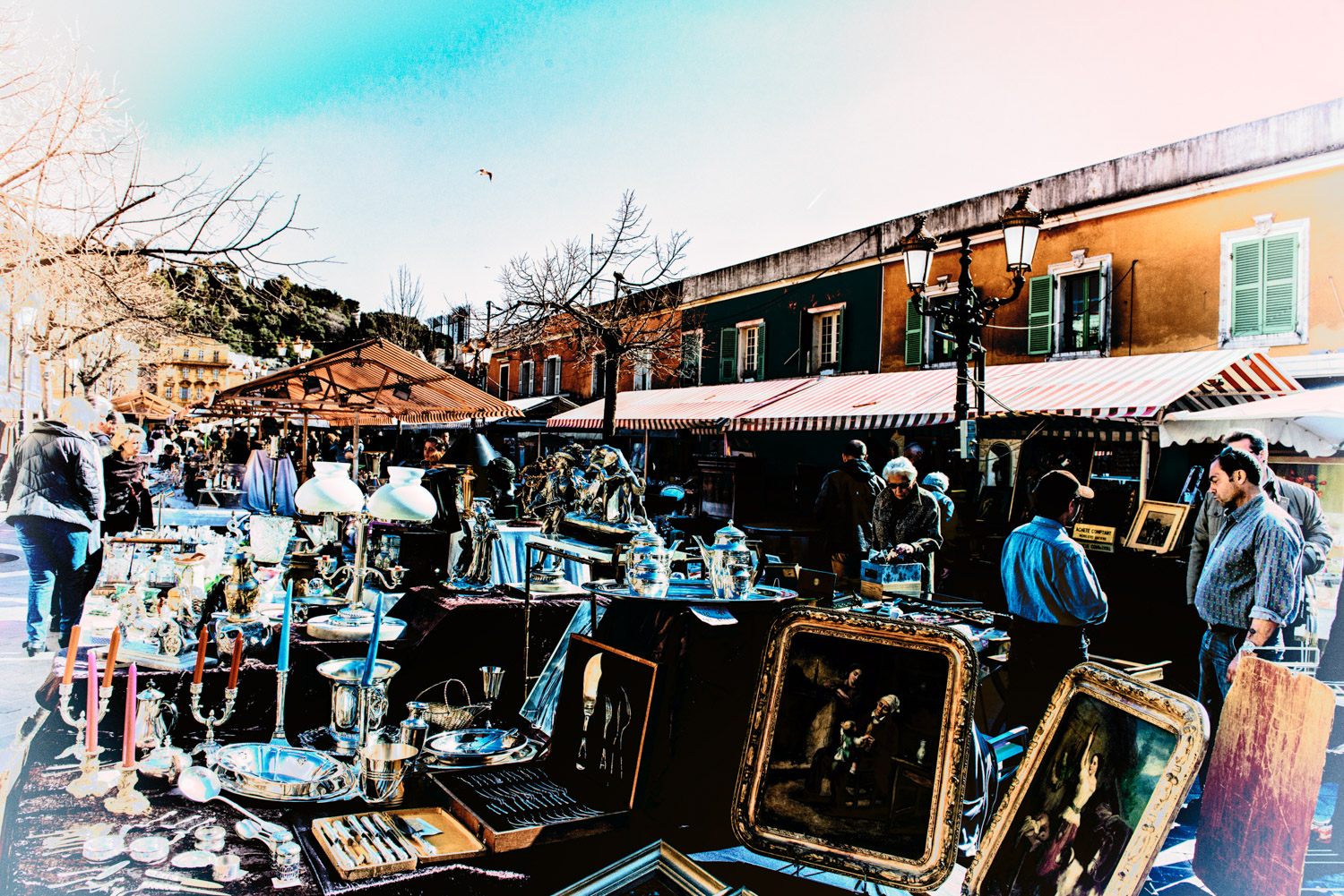 nizza-studiotomelleri-Brocante di Cours Saleya