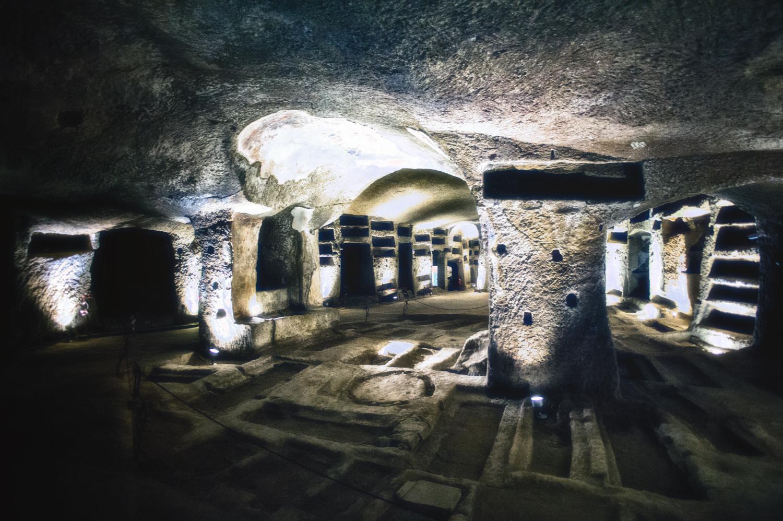 catacombe di san gennaro -studiogabriotomelleri-5