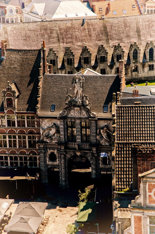 fiandre-studiogabriotomelleri-Gravensteen, il castello dei Conti delle Fiandre di Gent