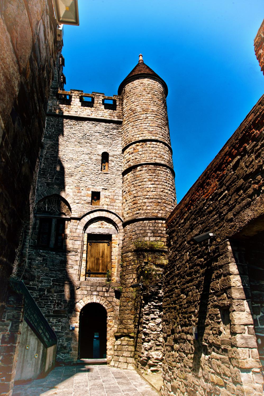 fiandre-studiogabriotomelleri Gravensteen, il castello dei Conti delle Fiandre di Gent