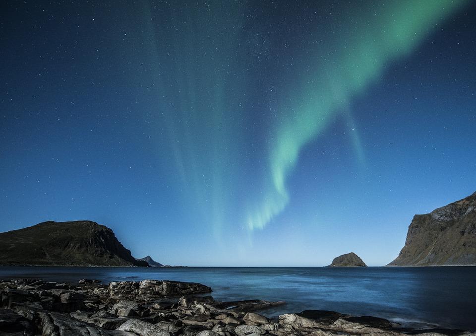 Aurora boreale_Norvegia