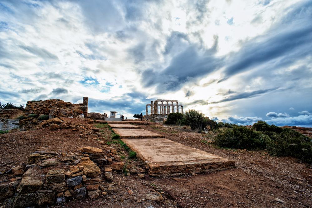 tempio di Poseidone di Capo Sounion