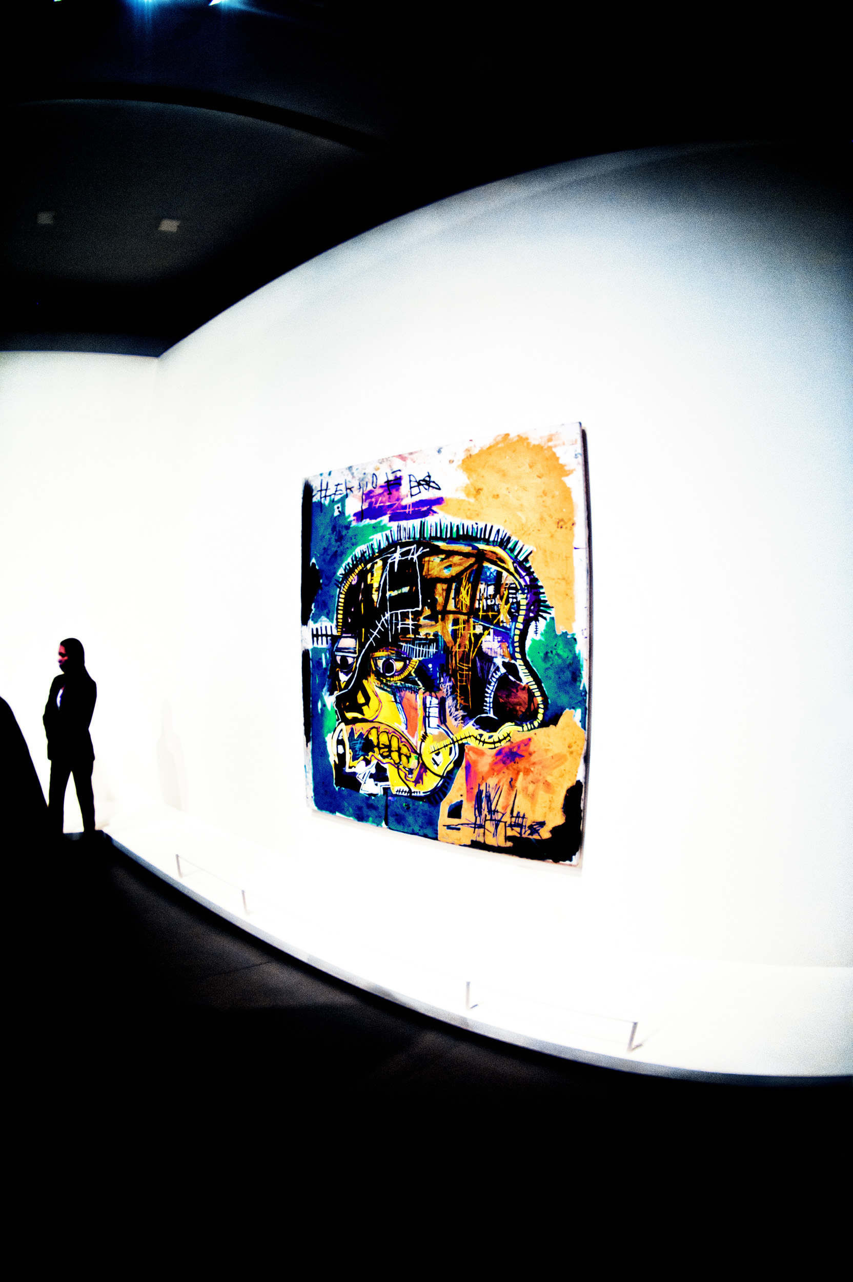 basquiat parigi louis vuitton