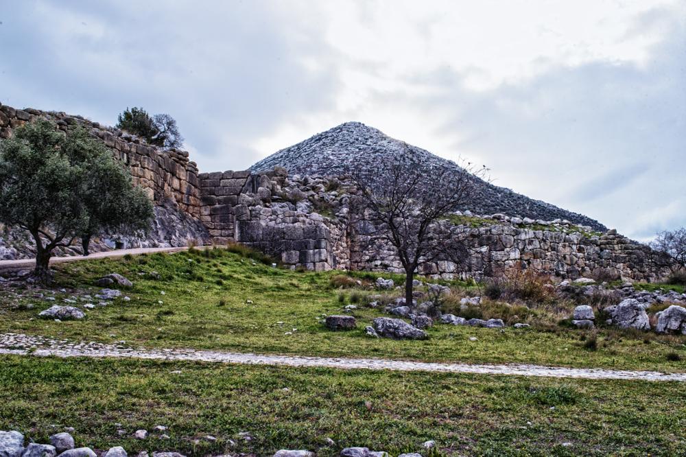 sito archeologico di micene
