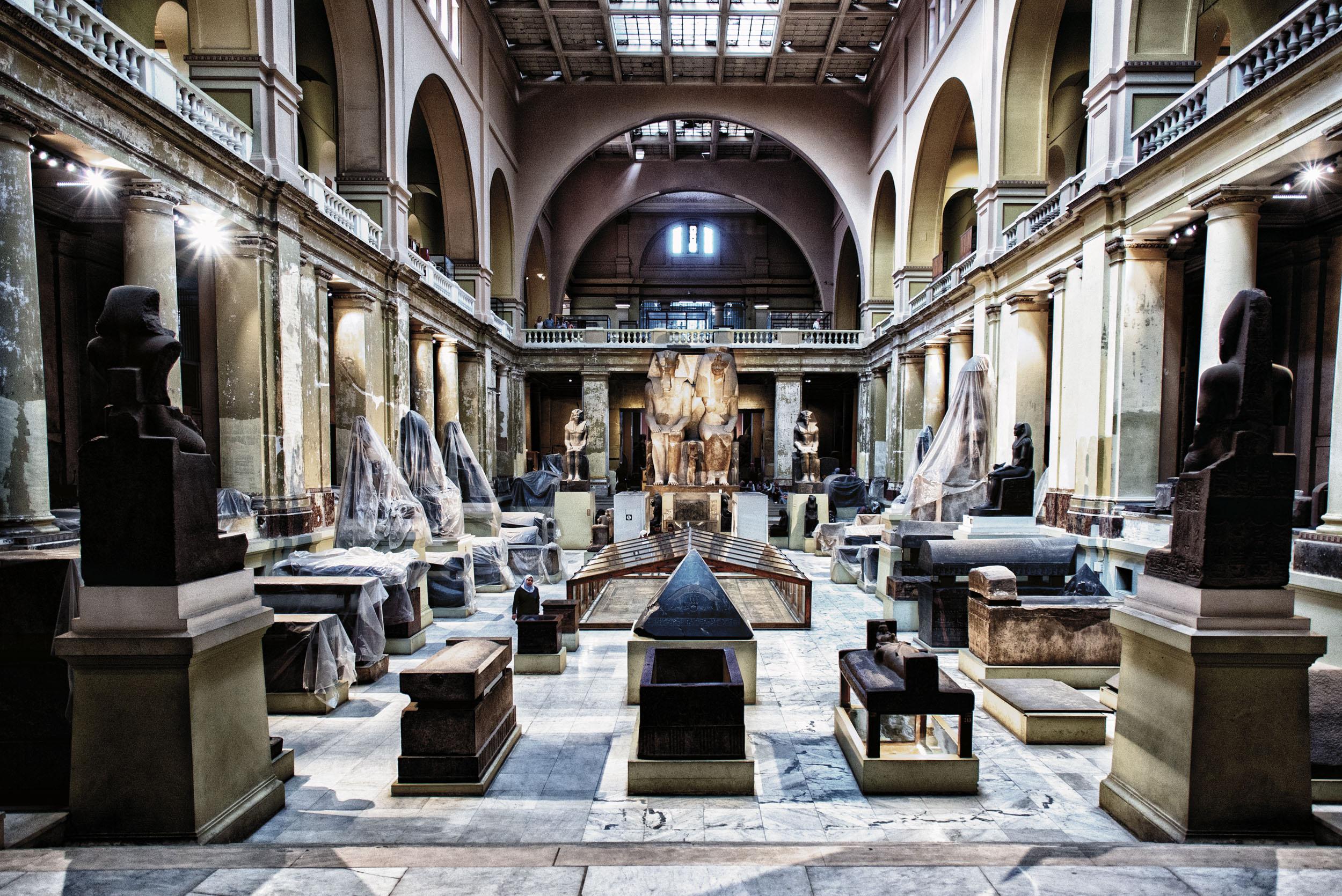 museo egizio de il cairo