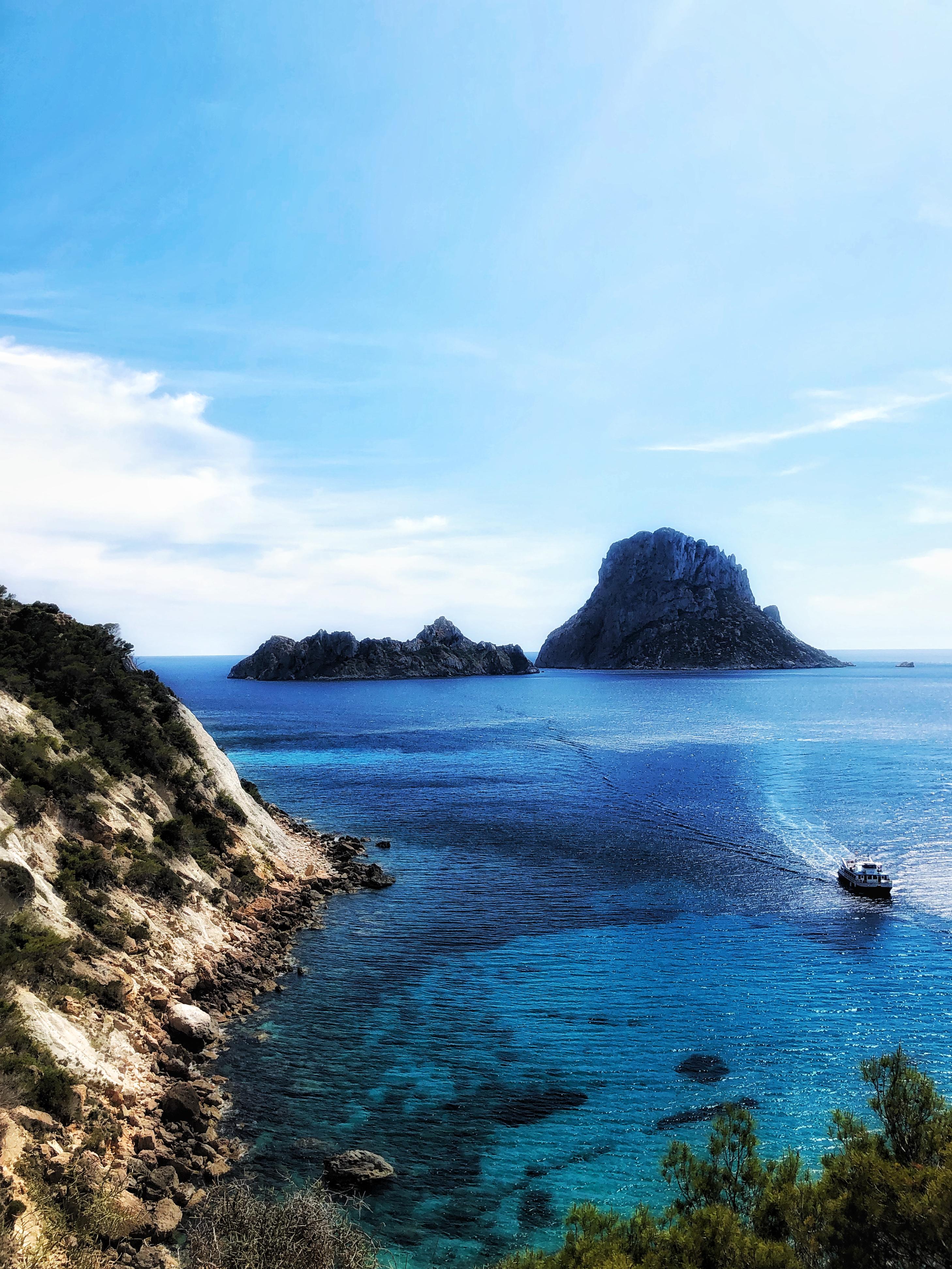 più belle spiagge di Ibiza cala d'hort
